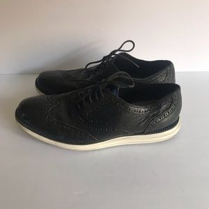 Cole Haan OG Grand Wingtip II Leather Oxford 9.5